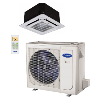 Performance™ Residential Ductless Cassette Heat Pump System 38MAQ/40MBC