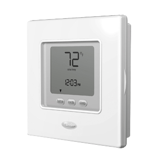 COMFORT™ PROGRAMMABLE TOUCH-N-GO® THERMOSTAT TC-PHP01