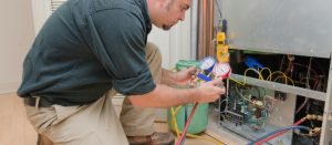 Troubleshooting a Leaking Air Conditioning Compressor
