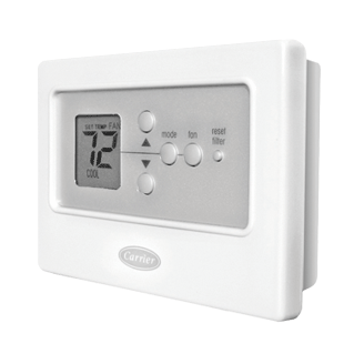 COMFORT™ NON-PROGRAMMABLE THERMOSTAT TCSNHP01