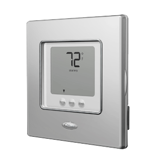 PERFORMANCE™ EDGE® TOUCH-N-GO® RELATIVE HUMIDITY THERMOSTAT TP-NRH01-A