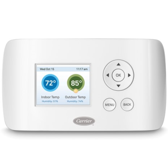 CARRIER® WI-FI® THERMOSTAT TC-WHS01
