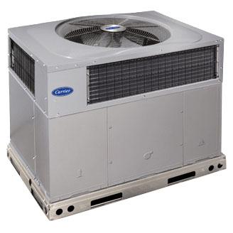 Comfort™ 13 Packaged Heat Pump System 50EZ-A