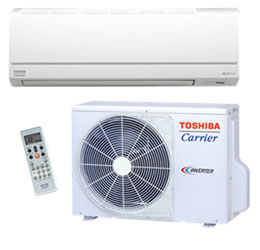 Ductless Systems | HVAC products | A Plus Air Conditioning and Refrigeration