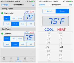 Eco-Friendly AC App iVera