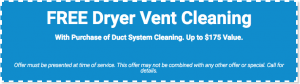 Dryer Vent Cleaning Gainesville