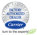 Carrier® Factory Authorized Dealer