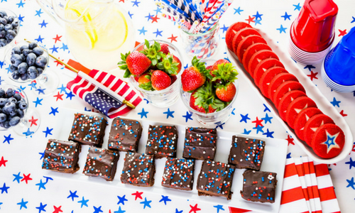 Patriotic foods for the Olympics 2016 (2)