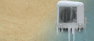 Air Conditioner Frozen