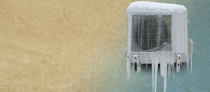Air Conditioner Frozen