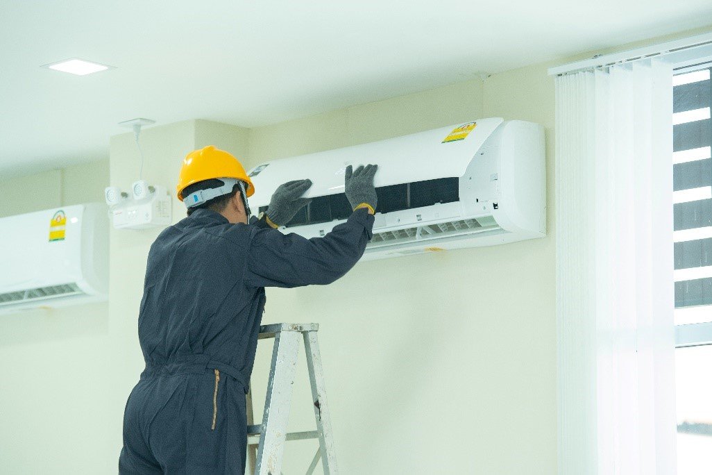 Is your AC unit leaking Read on to learn more about what to do.